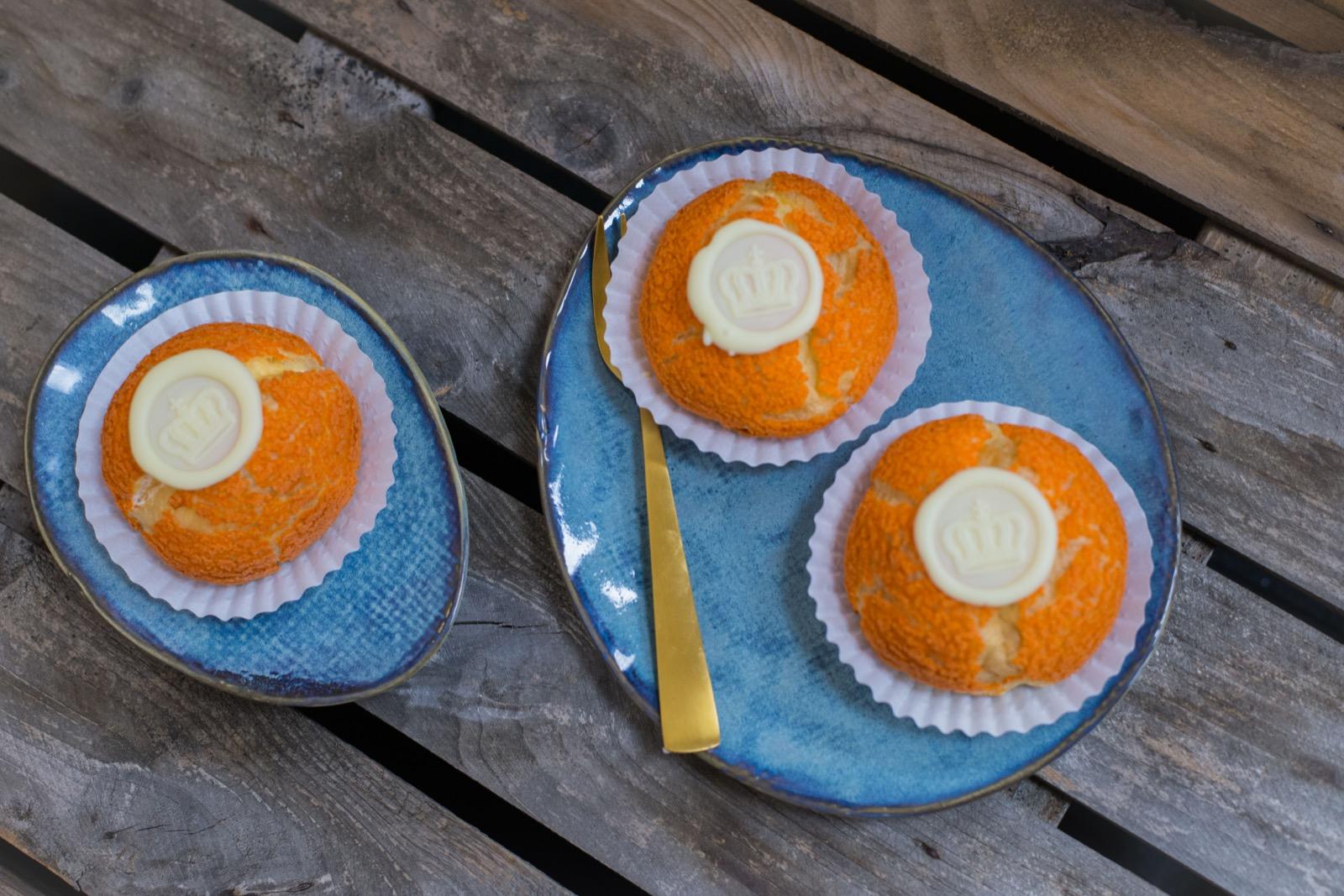 Koningsdag in coronatijd: oranje gebak