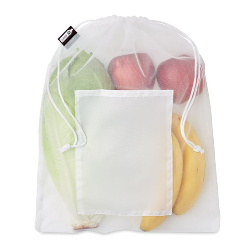 Duurzaam relatiegeschenk bedrukken voedseltas