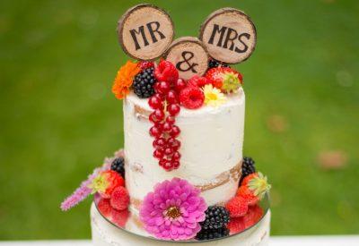 Duurzame bruilofttaart 2.2